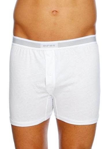 Eros Boxer Beyaz